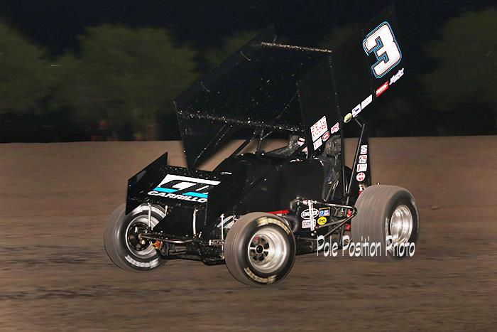 Swindell Set for First Start at Texas Motor Speedway Dirt Track Since 2004 This Weekend