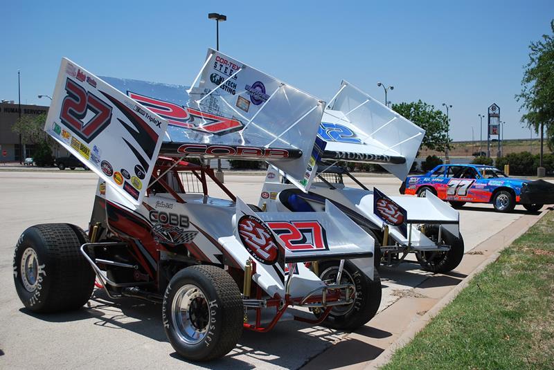 SST Car Show Abilene Texas Pete Cobb Racing Winged Sprint - Car show abilene tx
