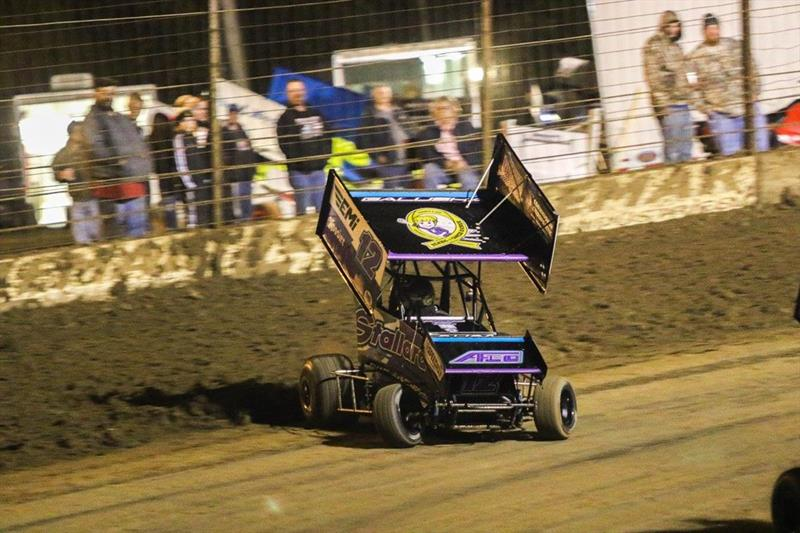the rise from down under micro sprint driver frank galusha