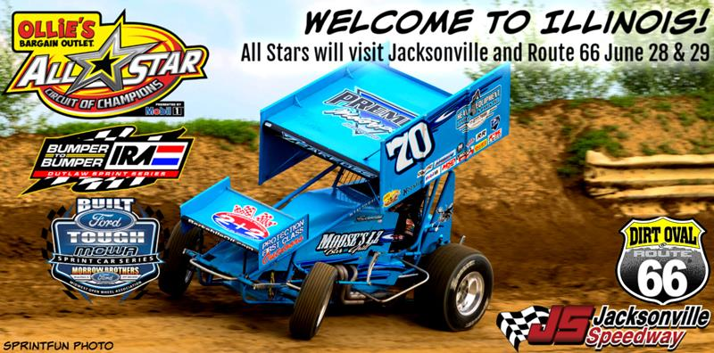 All Star Sprints >> All Star Circuit Of Champions Will Invade The Land Of Lincoln For