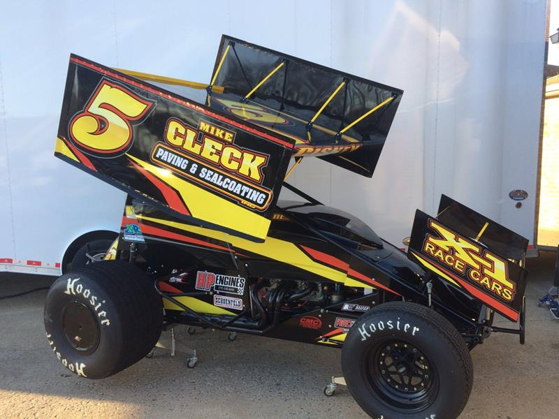 Cisney Posts Two Top Fives at Port Royal While Debuting X-1 Race ...