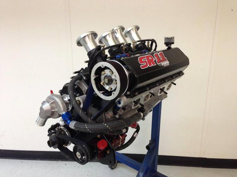 4cylinder midget engine really