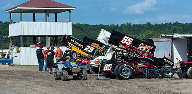 All Star Sprints >> Florida Bulletin Posted For All Star Sprints All Star Circuit Of