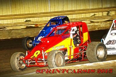 west midget racing