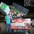 Roger Crockett Wins Night One...