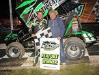 Kraig Kinser Opens 2016 Arctic Cat All S...