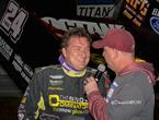 Terry McCarl Claims Sprint Invaders Even...