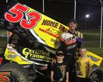 Dover Powers to First Win of S