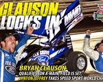 Clauson, Jeffrey Help Set the