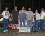 Kyle Miller Wins Second Night Of Herz Precision Parts Wingless Nationals; Hanson And Walker Make It Back To Victory Lane