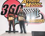 Grosz and Swindell Win ASCS Knoxville Nationals Preliminary Features!