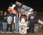 Swindell & Coons Take Thursday Wins at Western Wor