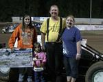Jesse Thistle Scores First Career NWWT Victory At