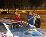 Craig Cassell Collects SSP Budweiser IMCA Modified Track Championship