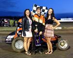 Muller and Goetz Hit Victory Lane!