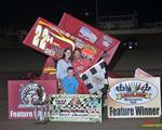 Hannagan Wins Second ASCS S.O.D. Feature of the We
