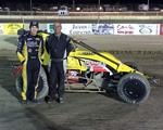 Sprint Car Stampede Win and Jo