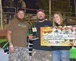 LaBarge, Wolfe, And Graham Find Their Way Back To SSP Victory Lane