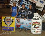 It's Bacon in Lucas Oil ASCS Eagle Nationals Preli