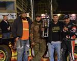Dave Walters Wins First Career NELMS Victory At SSP Spring Challenge