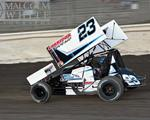 Bergman Seeking ASCS Red River Triumph at Timberline Speedway This Saturday