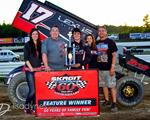 Samuelson Snags Sportsman Win at Skagit Speedway