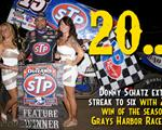 Grays Harbor Gives Schatz His