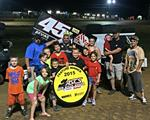 Johnny Herrera On Top With ASCS Red River at Flint Creek Speedway