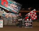 Andy Jones Opens St. Croix Valley Raceway With Third Win