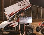 Robustelli, Ashley, And Austin Kids Night Winners At Cottage Grove Speedway