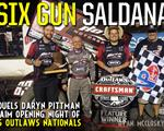 Saldana Wins at Devil's Bowl