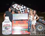 Hollywood Shines! Johnny Herrera Triumphs at the Brownfield Classic