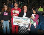 Glaser Wins Firecracker 100; Langan, Maricle, And Hand Also Victory Lane Visitors