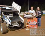Seth Bergman Seizes Win At CGS For Round #3 Of Triple Track Challenge