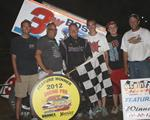 Mann Takes the Cash at Merritt
