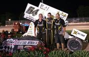 Scotty Thiel – Winning Weekend Sweep!
