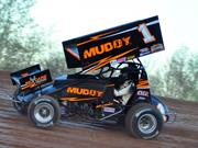 Blaney Nets Two Top 10s in Midwest at National Sprint League Opener and at Knoxville