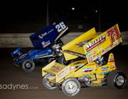 Monster Meltdown 2014 | World of Outlaws Night One