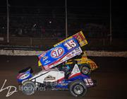 Monster Meltdown 2014 | World of Outlaws Night Two