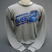 NATIONALS THERMAL -Grey Long Sleeve