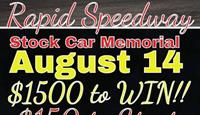 Stock Car Memorial Race