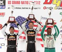Lester to rep Team USA in karting!