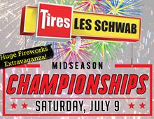 UP NEXT: July 9 Midseason Championship & HUGE