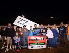 Lemley Tunes Up for Dirt Cup with Win