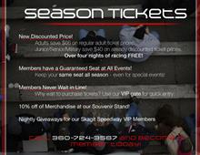 2016 Season Tickets are on Sale!