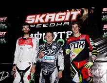 McGuire and Masset Win Flat Track Championshi