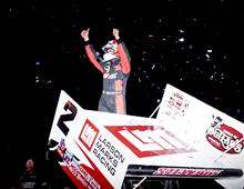 Stewart Becomes Triple Crown Winner at Skagit Speedway