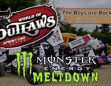 The Outlaws Return to Skagit Speedway