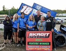 Skagit Win for Solwold Before Dirt Cup 44