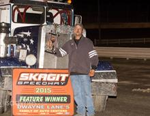 Smith, Parker & Vela Win at Skagit Speedway